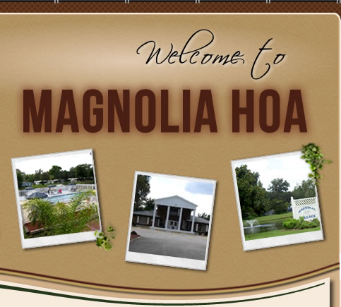 Magnolia Village. A residential community in Edgewater, Florida